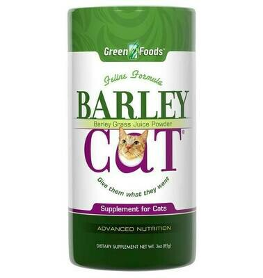Barley Cat (3oz)