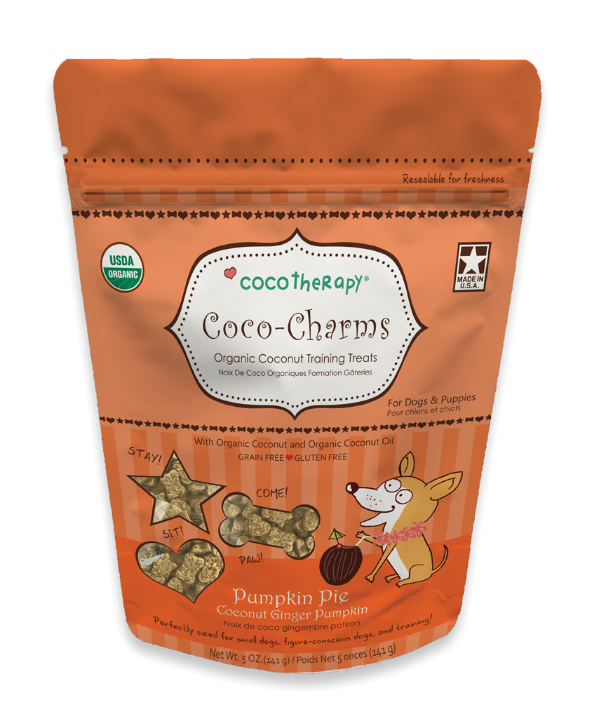 Coco Charms - Pumpkin Pie