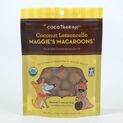Maggie's Macaroons - Coconut Lemoncello