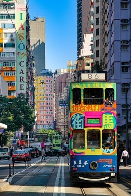 The Colours of Wan Chai