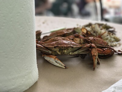 Crab Feast Ticket