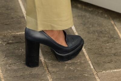Marc Jacobs Chunky Heel Platform Shoes