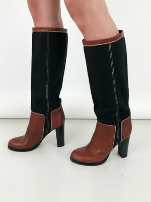 Chloè Leather Boots