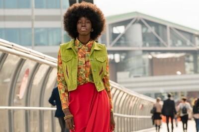 Vintage Fringe Vest Suede Sleeves Jacket