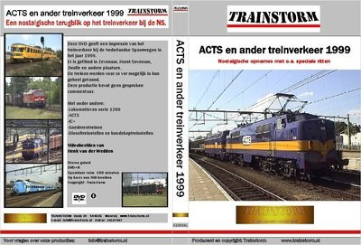 ACTS en ander treinverkeer 1999