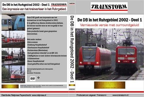 De DB in het Ruhrgebied 2002 deel 1