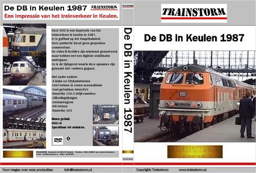De DB in Keulen 1987