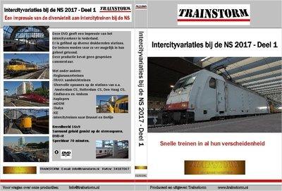 Intercityvariaties bij de NS 2017 deel 1