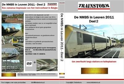 De NMBS in Leuven 2011 deel 2