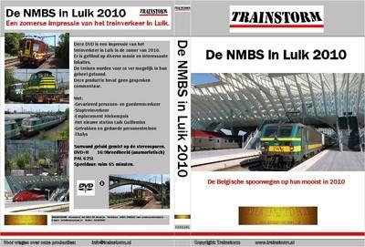De NMBS in Luik 2010