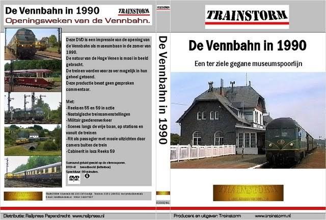 De Vennbahn 1990