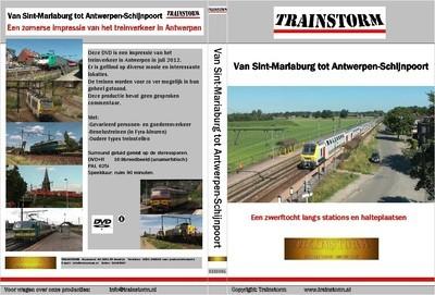 Van Sint-Mariaburg tot Antwerpen-Schijnpoort