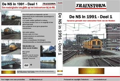 De NS in 1991 deel 1