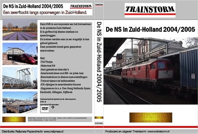 De NS in Zuid-Holland 2004/2005
