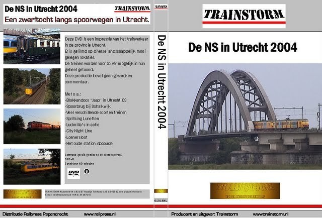 De NS in Utrecht 2004/2005