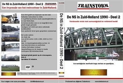 De NS in Zuid-Holland 1990 deel 2