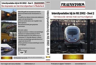 Intercityvariaties bij de NS 2002 deel 2