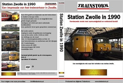 Station Zwolle 1990