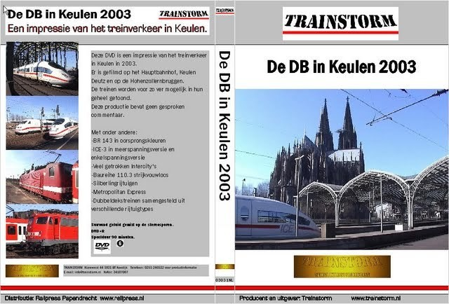 De DB in Keulen 2003