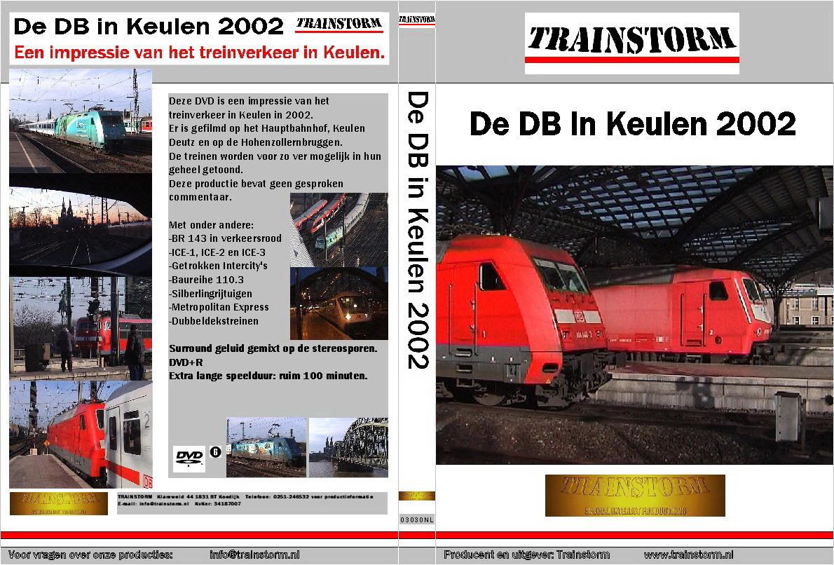 De DB in Keulen 2002