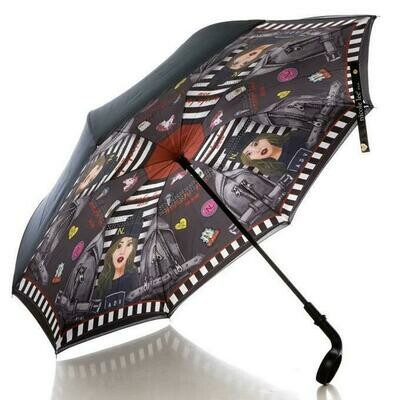 Зонт REVERSIBLE UMBRELLA