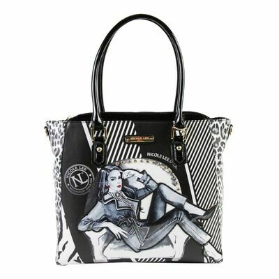 Шоппер PRINTED SHOPPER BAG