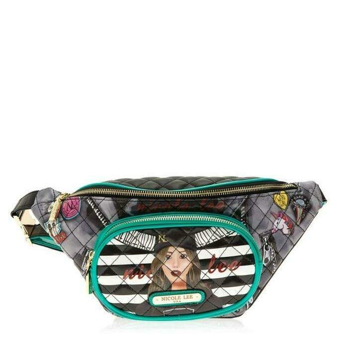 Сумка QUILTED FANNY PACK