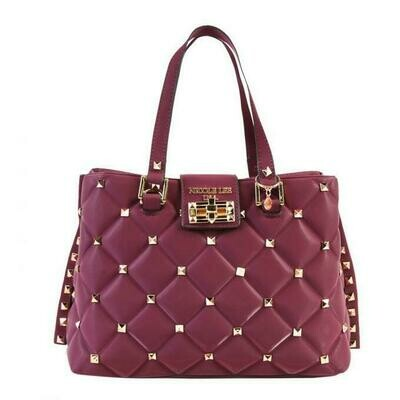 Сумка STUDDED HANDBAG QUILTED