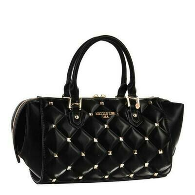 Сумка STUDDED QUILTED SMALL HANDBAG
