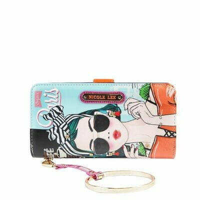 Кошелек FASHION PRINT WALLET