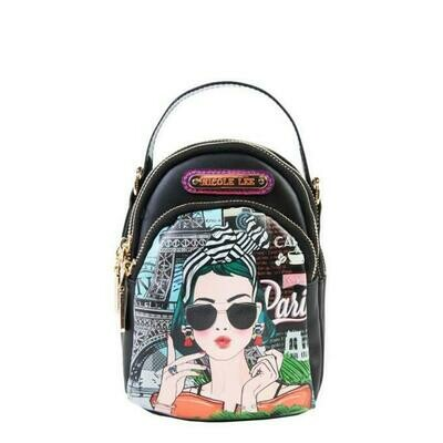 Кроссбоди PRINTED ORIGINAL CROSSBODY BAG