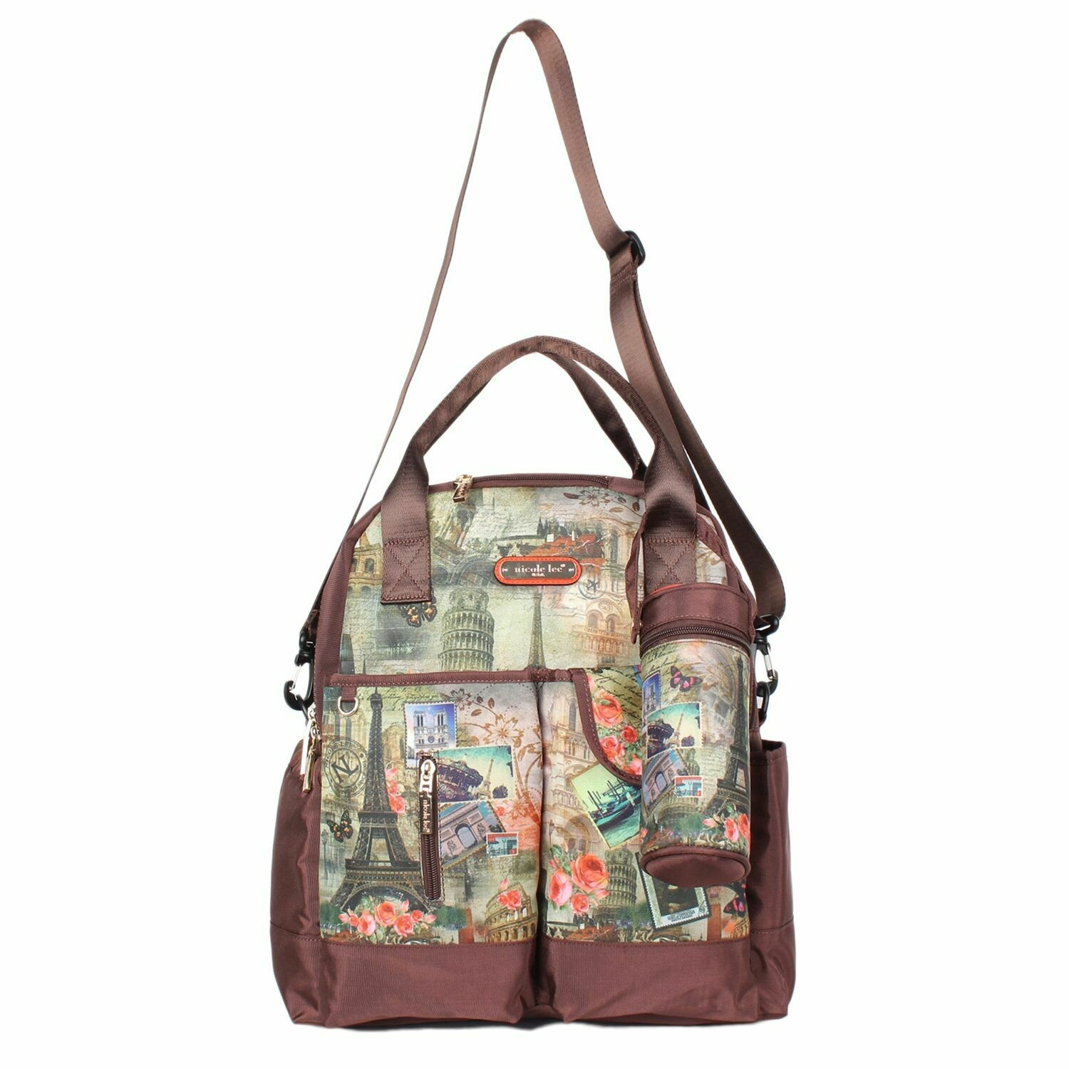Рюкзак MABEL DIAPER BAG WITH BACKPACK AND SHOULDER STRAPS