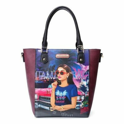 Сумка MIAMI STREET CHIC TOTE BAG