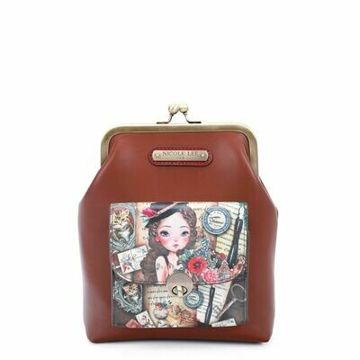 Кроссбоди VINTAGE KISS-LOCK CROSSBODY