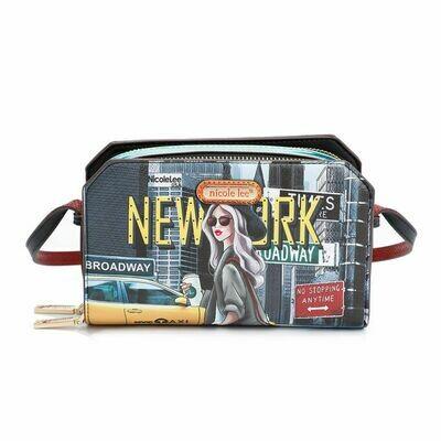 Кроссбоди P15202 NEW YORK WALK