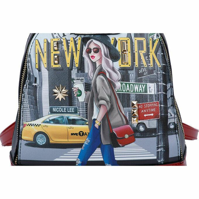 Рюкзак NYW15231 NEW YORK WALK