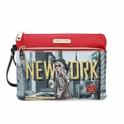 Косметичка PRT7023 NEW YORK WALK
