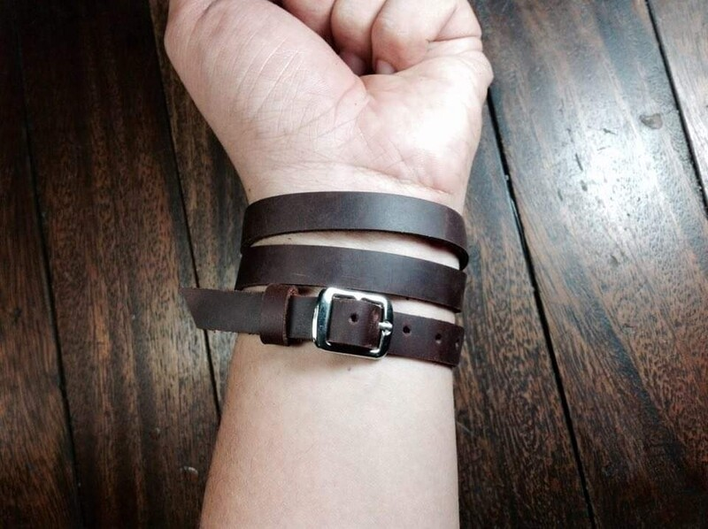 Belt Bracelet brown