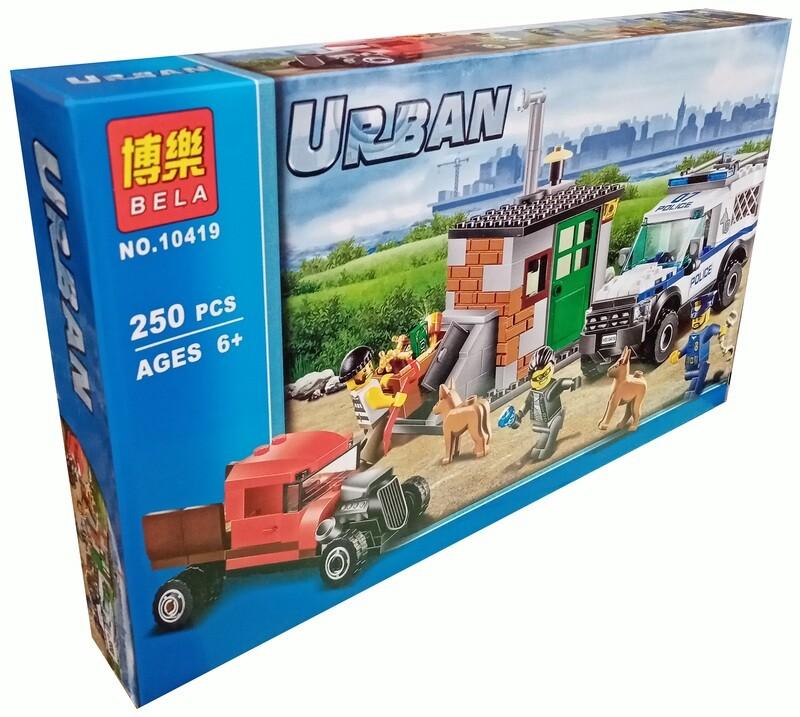 Urban. Building Block Series.