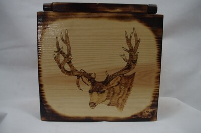Non Typical Mule Deer Buck Box