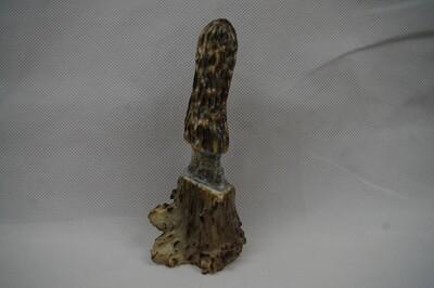 Set of Elk Antler Morel Mushrooms
