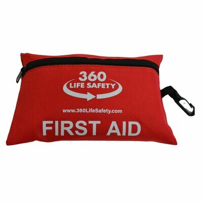 360 Life Safety First Aid Kit