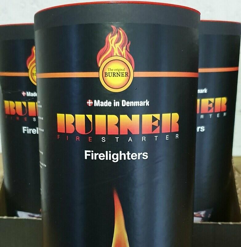 BURNER FIRELIGHTERS