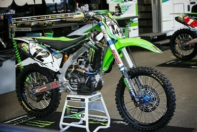 Jake Weimer Monster Replica Decal Kit