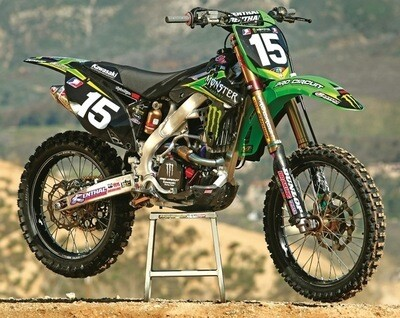 Dean Wilson Monster Replica Decal Kit