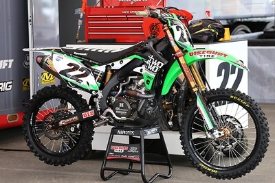 Chad Reed TwoTwo Replica Decal Kit