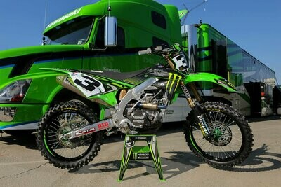 Eli Tomac 2018 Replica Decal Kit