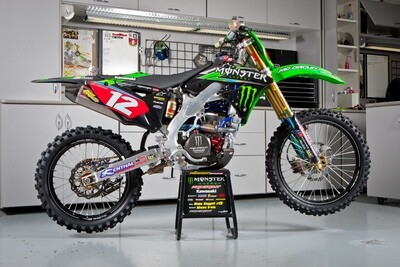 Blake Baggett Pro-Circuit Replica Decal Kit
