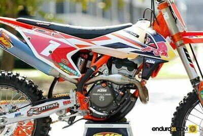 Redbull Endurocross Graphics Kit