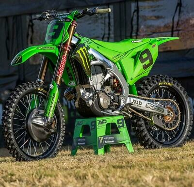 Adam Cianciarulo Replica Decal Kit